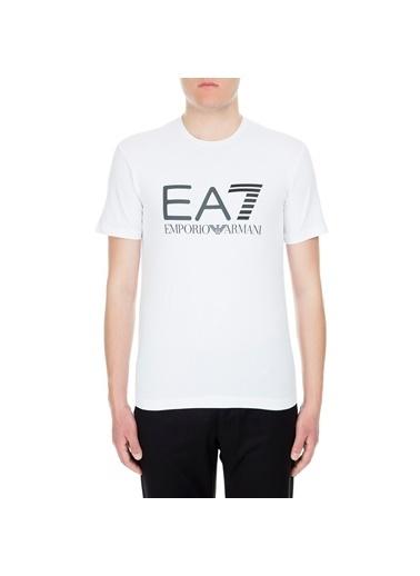 EA7 Emporio Armani Tişört Beyaz